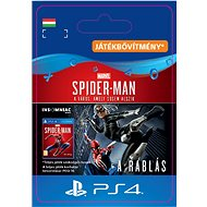 Marvels Spider-Man: The Heist - PS4 HU Digital - Játékbővítmény