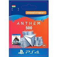 Anthem 500 Shards Pack- PS4 HU Digital - Játékbővítmény