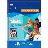 The Sims 4 Island Living- PS4 HU Digital - Játékbővítmény