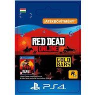 Red Dead Redemption 2: 150 Gold Bars - PS4 HU Digital - Játékbővítmény