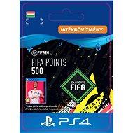 FIFA 20 ULTIMATE TEAM™ 500 POINTS - PS4 HU Digital - Játékbővítmény