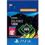 FIFA 20 ULTIMATE TEAM™ 12000 POINTS - PS4 HU Digital - Játékbővítmény