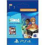 The Sims 4 - Realm of Magic - PS4 HU Digital - Játék kiegészítő