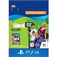 The Sims 4 - Moschino Stuff Pack - PS4 HU Digital - Játékbővítmény