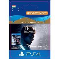 STAR WARS Jedi: Fallen Order Deluxe Upgrade - PS4 HU Digital - Játékbővítmény