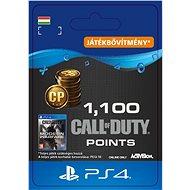 Call of Duty: Modern Warfare Points - 1,100 Points - PS4 HU Digital - Játékbővítmény