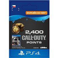 Call of Duty: Modern Warfare Points - 2,400 Points - PS4 HU Digital - Játékbővítmény