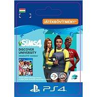 The Sims 4 Discover University - PS4 HU Digital - Játékbővítmény