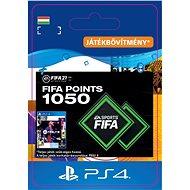 FIFA 21 ULTIMATE TEAM 1050 POINTS - PS4 HU Digital - Játék kiegészítő