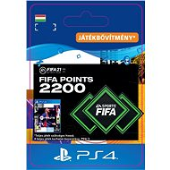 FIFA 21 ULTIMATE TEAM 2200 POINTS - PS4 HU Digital - Játék kiegészítő