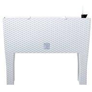 Prosperplast RATO CASE HIGH 60x25x46cm, fehér - Virágláda
