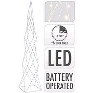 MAT világítás PYRAMID 60cm 30LED időzítővel - Karácsonyi fény
