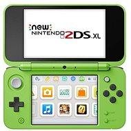 Nintendo NEW 2DS XL Minecraft - Creeper Edition - Játékkonzol