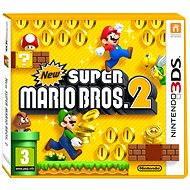New Super Mario Bros. 2 - Nintendo 3DS - Konzol játék