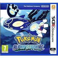 Nintendo 3DS - Pokemon Alpha Sapphire - Konzoljáték