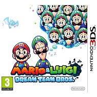 Mario & Luigi: Dream Team Bros. - Nintendo 3DS - Konzoljáték