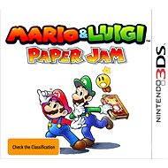 Mario & Luigi: Paper Jam Bros - Nintendo 3DS - Konzol játék