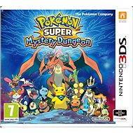 Pokémon Super Mystery Dungeon - Nintendo 3DS - Konzol játék