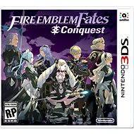Fire Emblem Fates: Conquest - Nintendo 3DS - Konzol játék