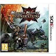 Nintendo 3DS - Monster Hunter Generations - Konzoljáték