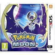 Nintendo 3DS - Pokemon Moon - Konzoljáték