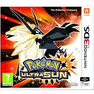 Pokémon Ultra Sun - Nintendo 3DS - Konzol játék