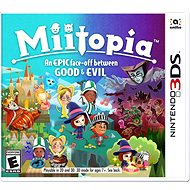 Miitopia - Nintendo 3DS - Konzol játék
