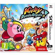 Kirby Battle Royale  - Nintendo 3DS - Konzol játék