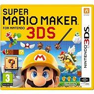 Super Mario Maker Select - Nintendo 3DS - Konzol játék