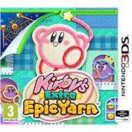 Kirbys Extra Epic Yarn - Nintendo 3DS - Konzol játék