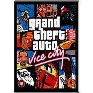Grand Theft Auto: Vice City - PC játék