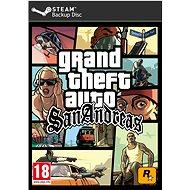 Grand Theft Auto: San Andreas - PC játék