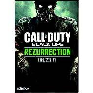 Call of Duty: Black Ops: Rezurrection DLC (MAC) - Játék kiegészítő