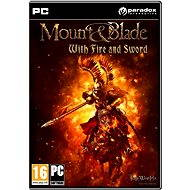 Mount & Blade: With Fire and Sword - PC játék