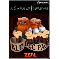 A Game of Dwarves: Ale Pack - Játék kiegészítő