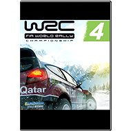 World Rally Championship 4 - WRC 4 - PC játék