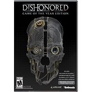 Dishonored Game of the Year Edition - PC játék