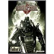 Fallout 3: Broken Steel - Játék kiegészítő