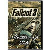 Fallout 3: Mothership Zeta - Játék kiegészítő
