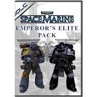 Warhammer 40,000: Space Marine - Emperors Elite Pack - Játék kiegészítő