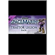Warhammer 40,000: Space Marine - Traitor Legions Pack - Játék kiegészítő