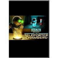 Stealth Bastard Deluxe - The Teleporter Chambers - Játék kiegészítő