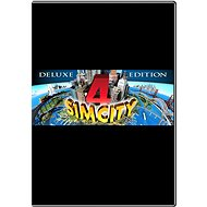 SimCity 4: Deluxe Edition (MAC) - PC játék