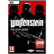 Wolfenstein: The New Order - PC játék