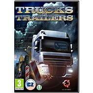 Trucks & Trailers - PC játék