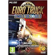 Euro Truck Simulator 2: Gold Edition - PC játék