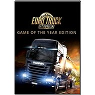 Euro Truck Simulator 2: Game of the Year Edition - PC játék