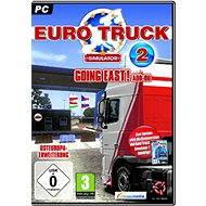 Euro Truck Simulator 2 - Going East! - Játék kiegészítő