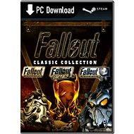 Fallout Classic Collection - PC játék