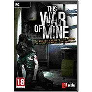 This War of Mine - PC játék
